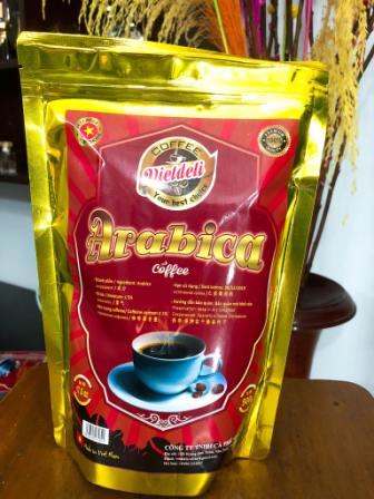 Sell ARABICA COFFEE GROUND - Viet Deli Coffee Co., Ltd