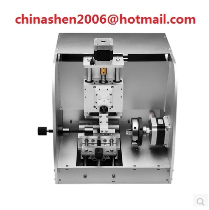 Best price hot sales cnc ring jewellry engraving machine