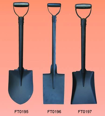 Steel Handle Shovel -South Africa Model S501 S503 S512