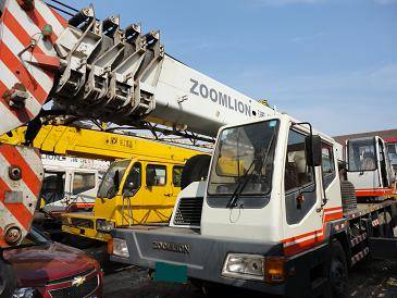 used cranes zoomlion crane for sale made in china