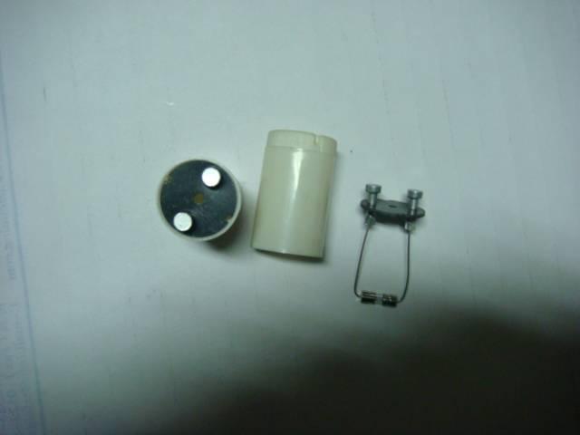 led tube starters