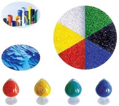 PP/PE/PET/ABS Black Plasic Pellets/Granules Masterbatch