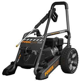 Powerplay Streetfighter Professional 3300 PSI (Gas-Cold Water) Pressure Washer w/ Honda Engine