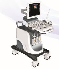 Mobile ultrasound system color doppler
