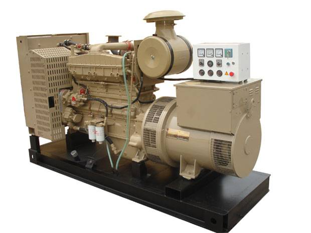 200KW diesel Generator sets-with ATS