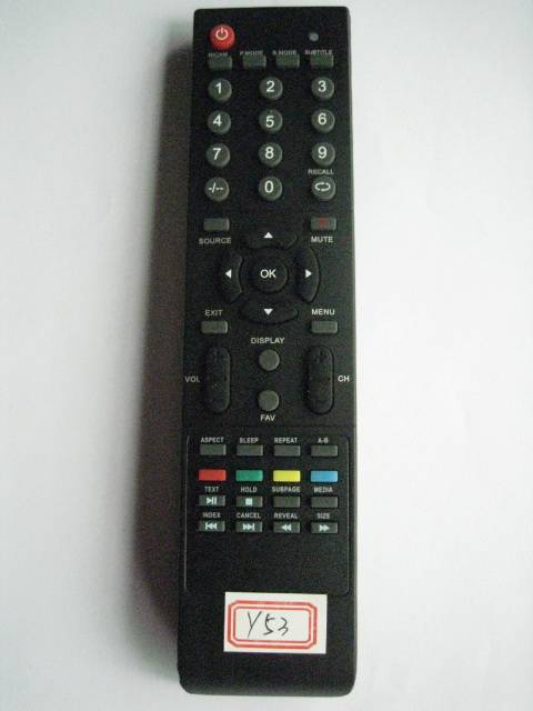 Sell Remote Control for Video & Audio, Universal,Y53