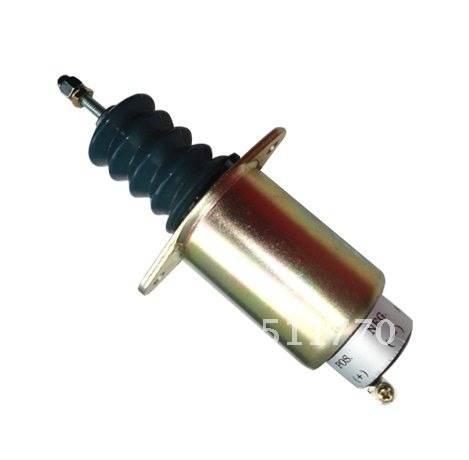 3906398 3906776 12V 24V Shut down Solenoid Manufacturer