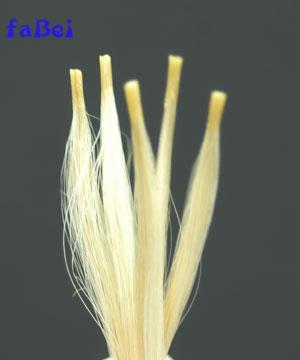 Natural Pre-Bonded Keratin Remy Nail Hair U-Tip Human Hair Extension