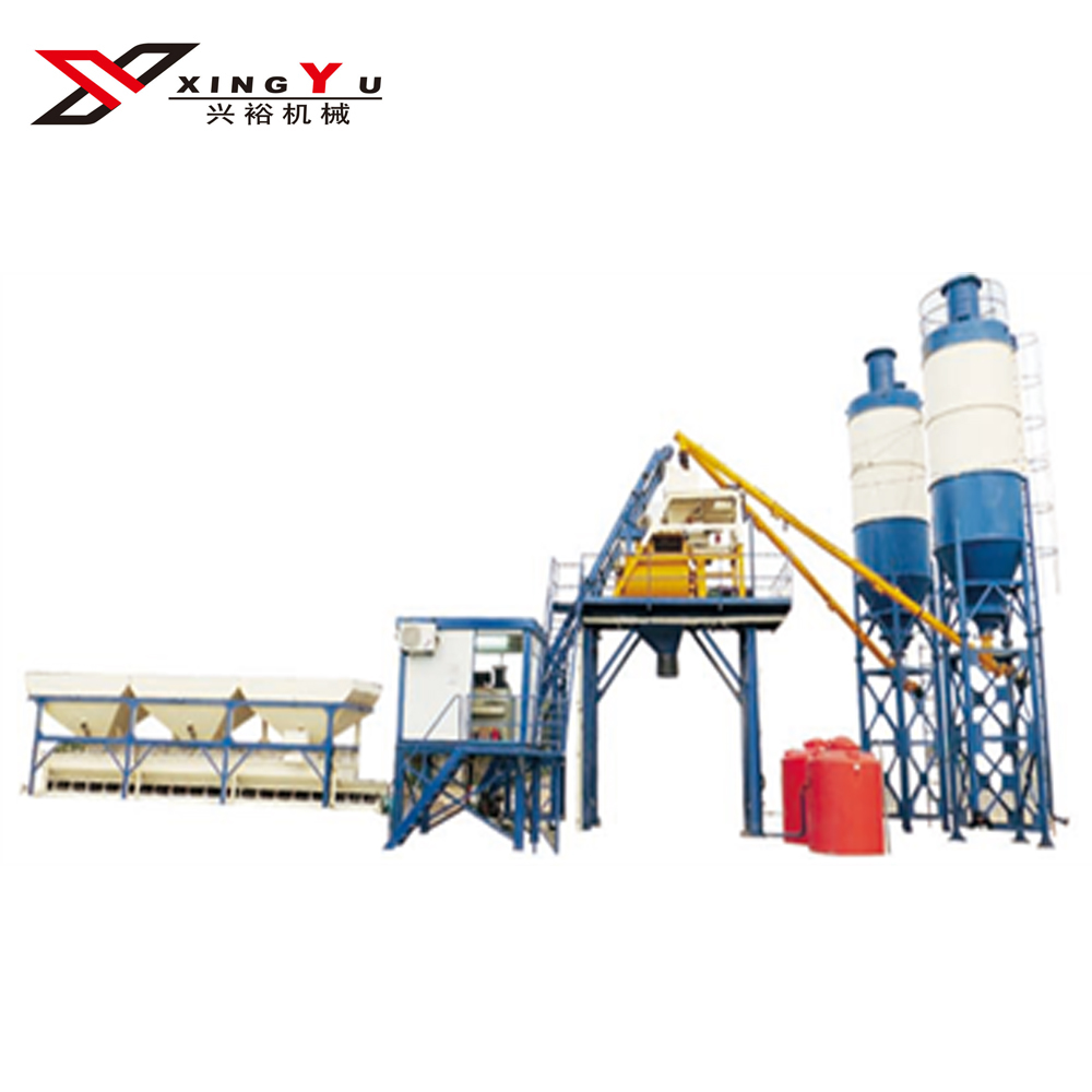 Selling concrete mixer and batching plant