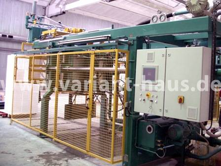 EPS Machinery, EPS Packaging Machinery, ICF Block Producing Machinery