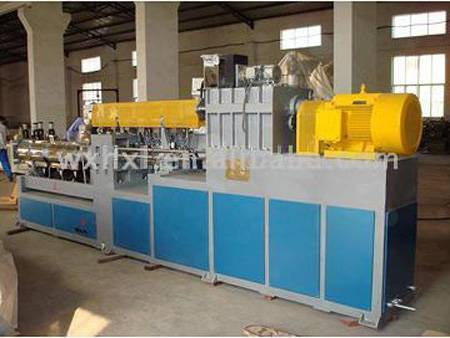 Wood-Plastic Composite One-Step Profile Production Line