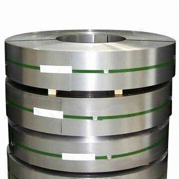 Zinc coated galvanized steel strip slitted GI