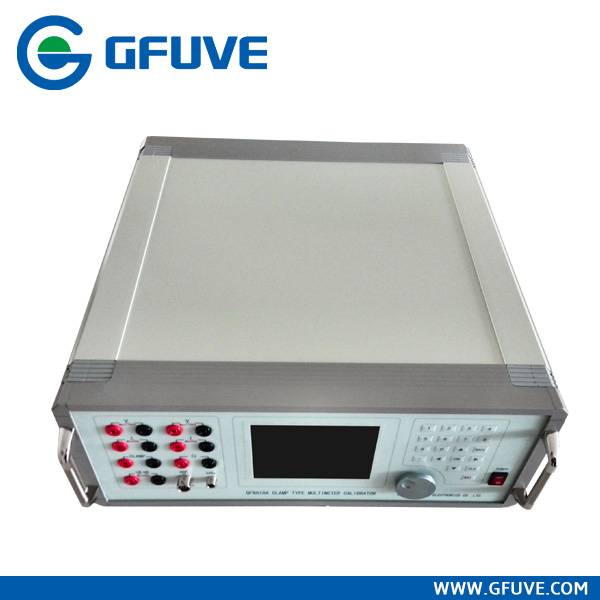 GF6018A CLAMP TYPE MULTIMETER CALIBRATOR