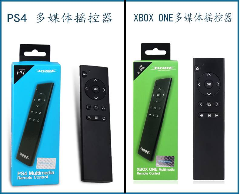 PS4 Multimedia Remote Control 2.4G