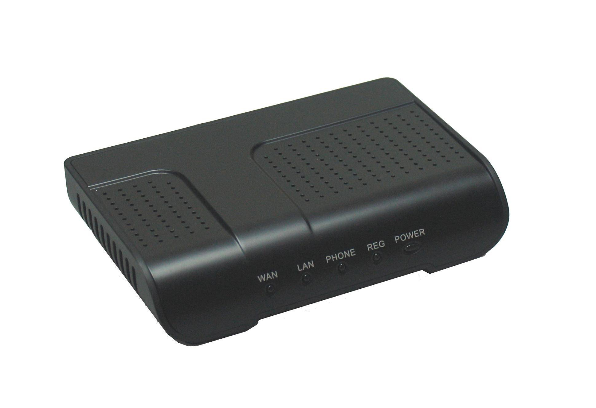 Provide Clear Timbre, Rich Function VoIP gateway FV8010 (with lifeline port)