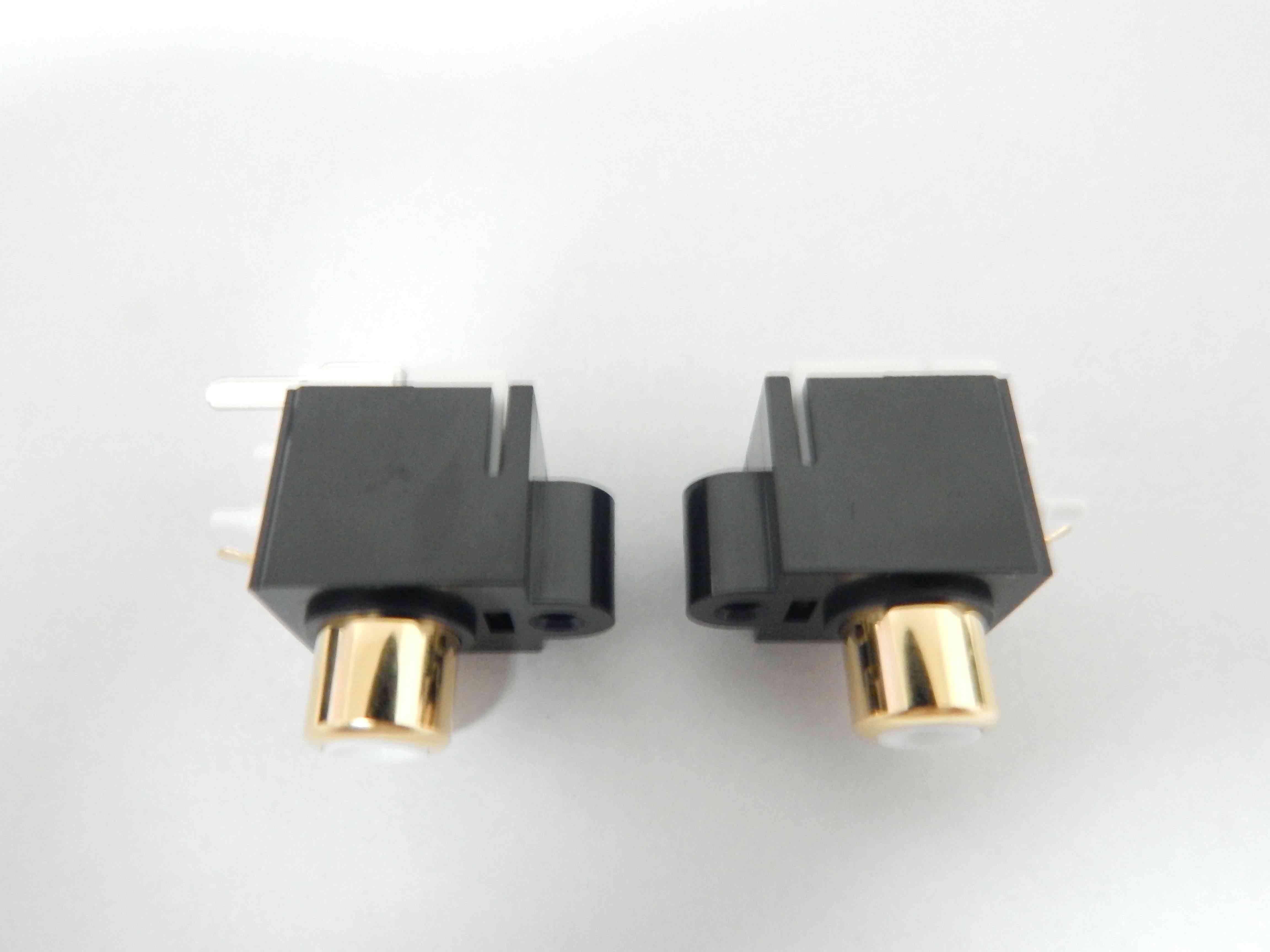two audio rca seat