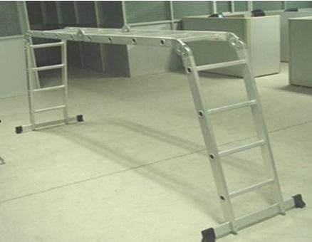 Multi Purpose Aluminum Folding Ladder