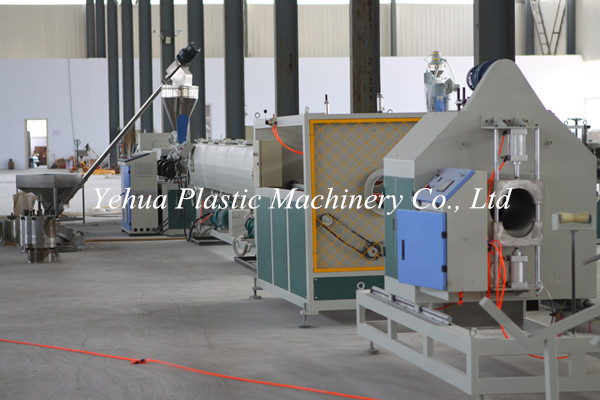 high quality reasonable price pvc pipe machine extrusion line production for sale