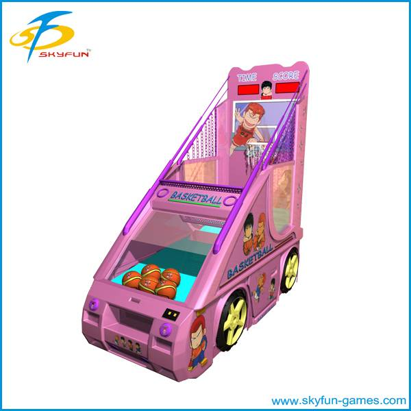 Popular and Hot Game Machinne children basketball game machines