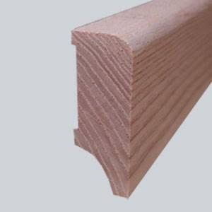 Oak skirting board