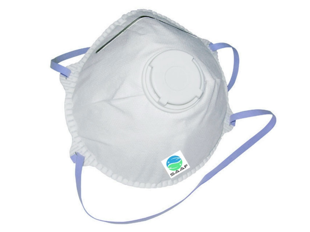 Conical Face Mask ( N95 , FFP2 )