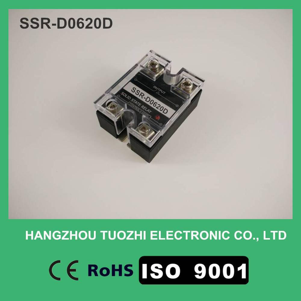 20a dc solid state relay single phase SSR-D0620D