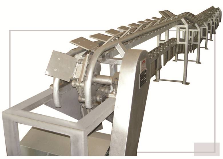 pig cutting machine :carcass processing conveyor