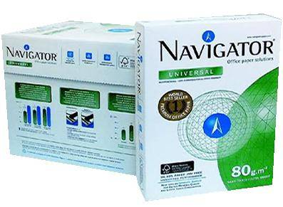 Navigator and Double A A4 Copy Paper 70gms - 80gsm Navigator and Double A A4 Copy Paper 70gms - 8