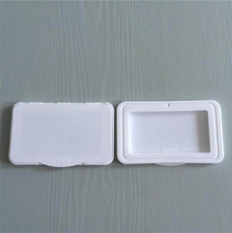 Plastic lids for wet wipes plastic covers plastic caps