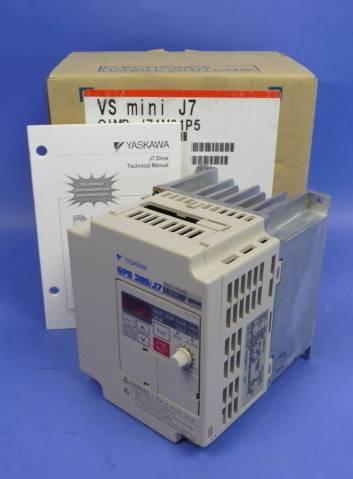 YASKAWA Drive CIMR-J7AM21P5