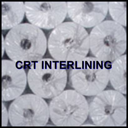 nonwoven interlining ( Enzyme wash )