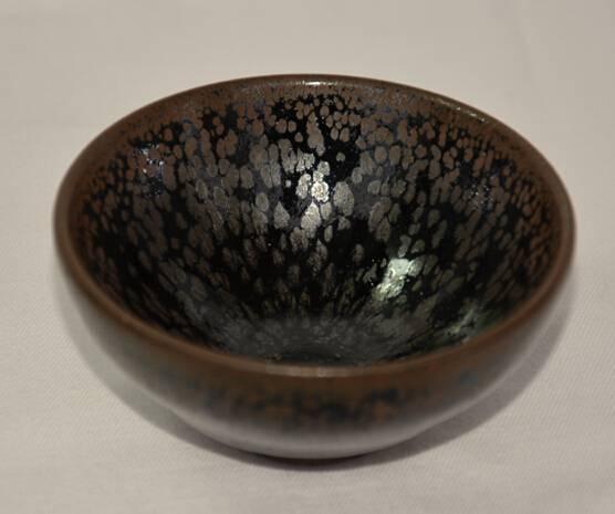 tenmoku, basalt, ceramic teaware