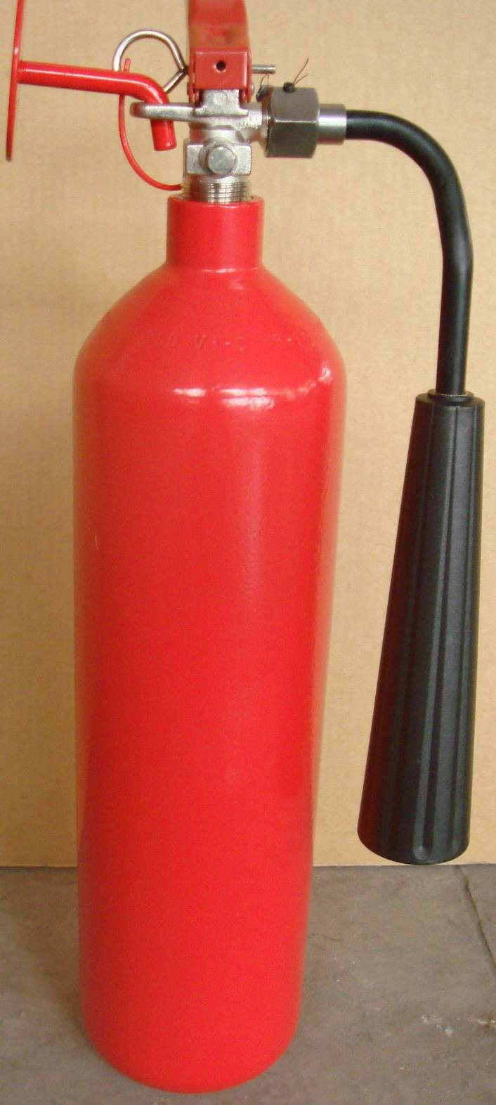 CO2 fire fighting ,CO2 extinguisher