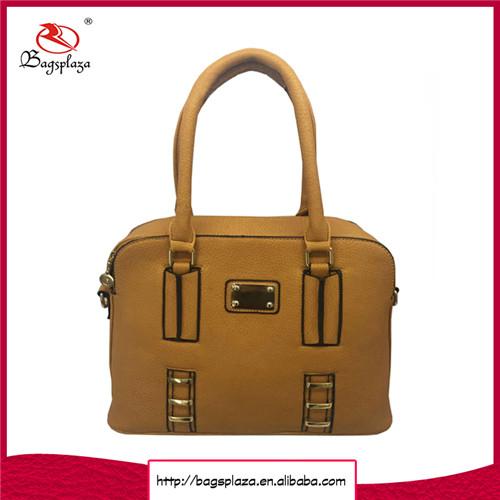 High quality women pvc material handbag H079