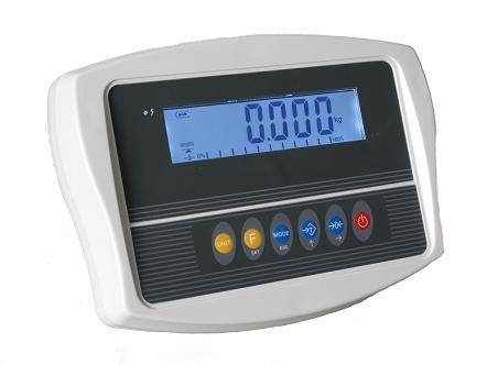 weighing indicator QAL (high accuracy)