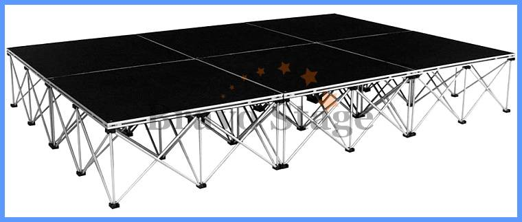 Portable Concert Stage for outdoor Events