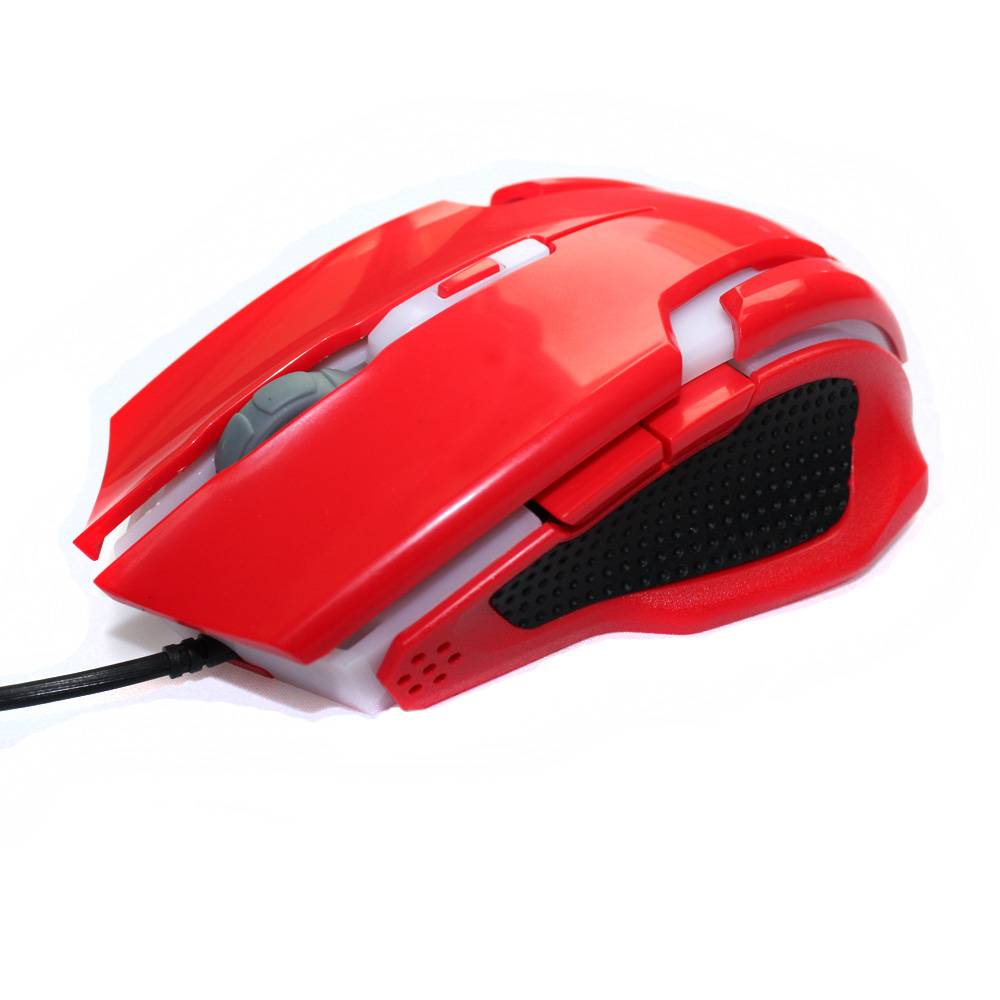 2000DPI 6D PC wire Game Mouse receiver drivers eton USB optical 2.0 wired Mouse