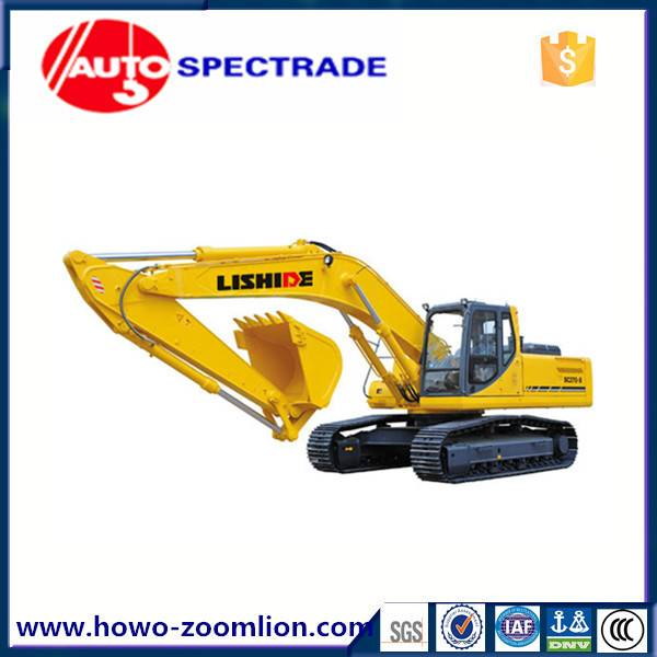 27.5 ton excavator China Lishide SC270.8LC low price