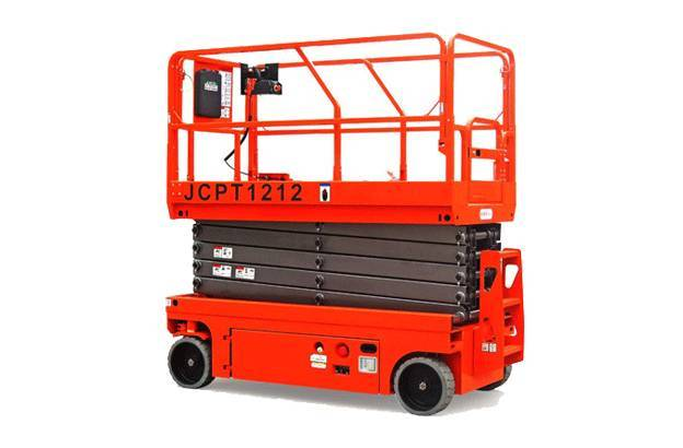 Self-propelled Scissor Lifts JCPT-HD
