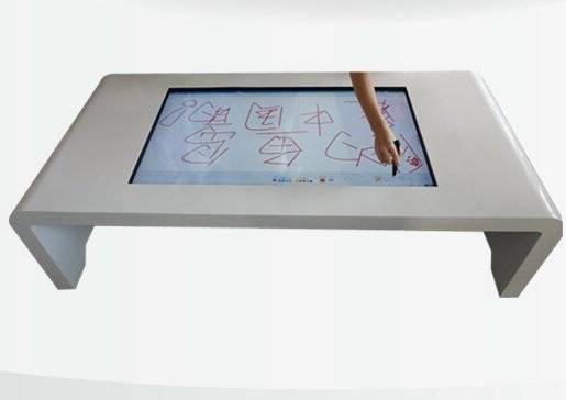 42inch Multitouch Table, Interactive Touch Screen Table 12points (ETT-4212-white)
