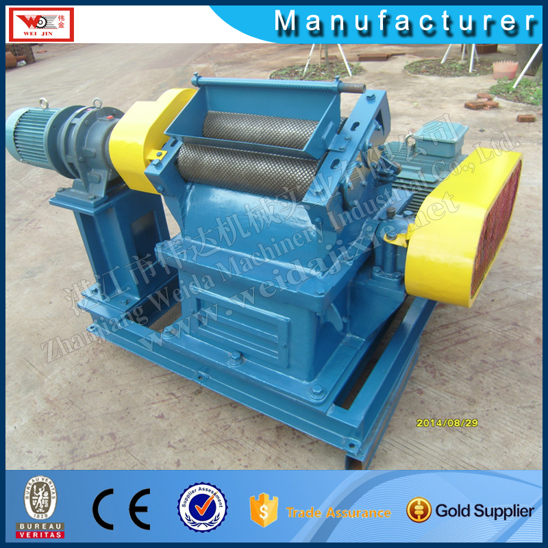 high quality cheap priceRubber Hammer Mill Machine save manpower