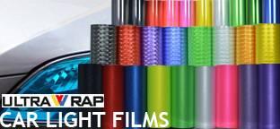 Ultrawrap car lamp films