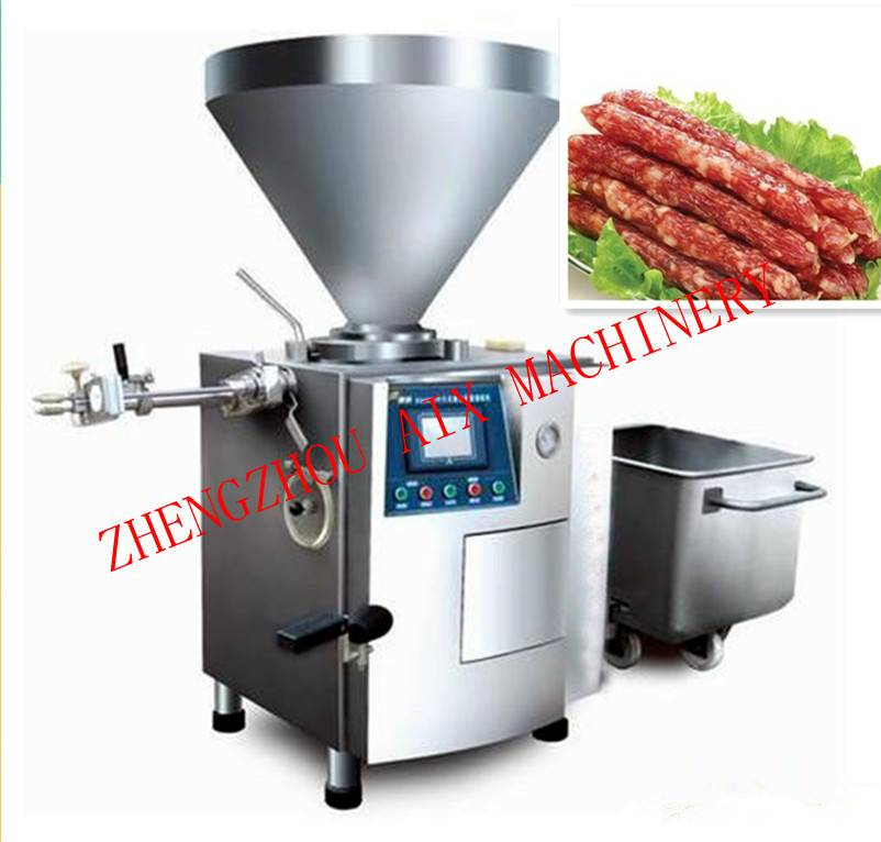 the sausage filling machine