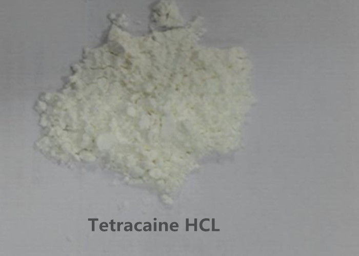 99% purity tetracaine hydrochloride HCL powder bulk wholesale with lowest price