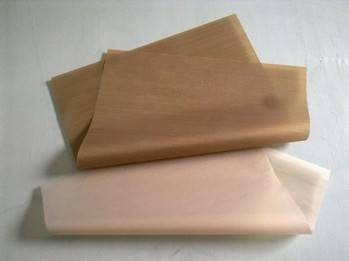 PTFE coated fabric for baking grill mat
