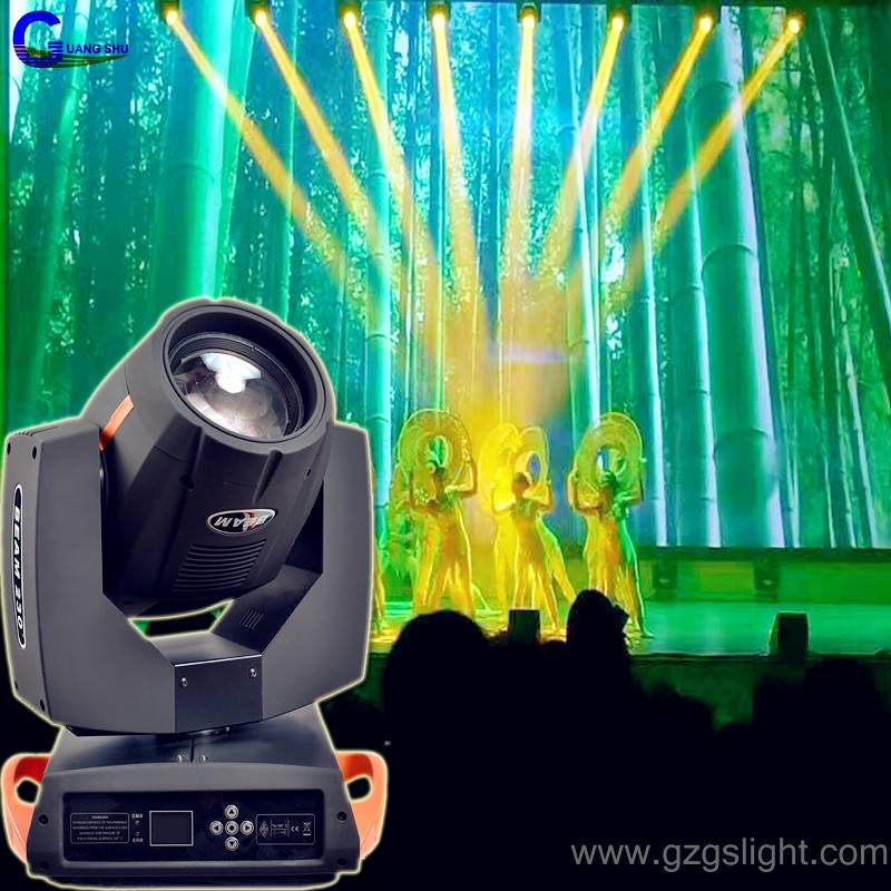 7R 230w LED Stage Moving Head Beam Light (A230GS)
