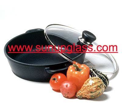 tempered glass lid for cookware and kitchenware