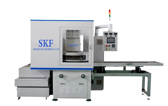 Stainless steel parts surface grinding machine