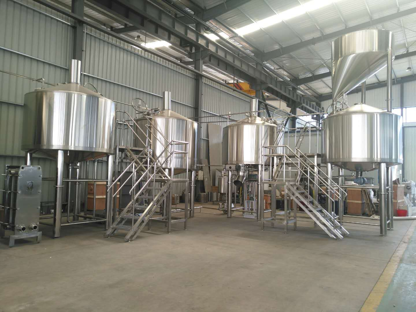 30BBL Micro beer Brewery fermentation equipment commercial beer brewing equipment beer equipment