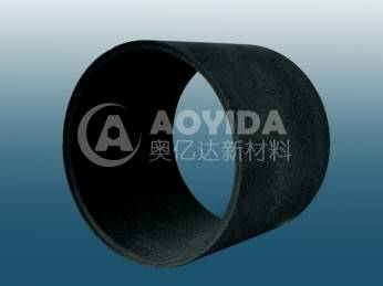 Rigid Thermal Insulation carbon fiber clinder